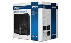 Колонки Sven MC-10 2.0 черный 50Вт