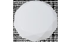 Светильник потолочный светодиодный_DE FRAN_  AL-713 SMD_ 22W/4000K _1900лм IP33_ d41*h15 см
