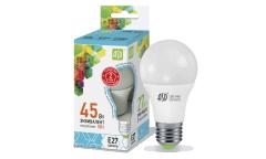 Лампа светодиодная ASD LED-A60-standard 5Вт 160-260В Е27 4000К 450Лм