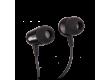 Наушники Ritmix RH-011 внутриканальные черные