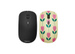 mouse CANYON Wireless со съемной панелью: Тюльпаны