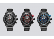 Часы наручные Xiaomi TwentySeventeen Lite Kinetic Energy Meter (красный)