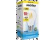 Светодиодная (LED) Лампа FIL (прозрачная) Smartbuy-A60-10W/3000/E27