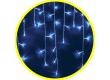 """Гирлянда Navigator _NGF-I01-100B _2*0.5 м,, синяя., соед. до 5 гирл., Айсикл (""""Бахрома"""") IP44"""
