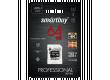 Карта памяти MicroSDXC SmartBuy 64GB Class 10 UHS-I U3 (90/80Mb/s) + adapter