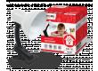 Светильник настольный ASD под лампу СНП-11Б на прищепке 40Вт E27 БЕЛЫЙ (коробка) IN HOME