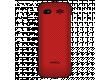 Мобильный телефон Nobby 110 красно-черный