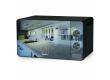 Микроволновая печь Tesler MM-2002 черный/зеркальный, 20л,700Вт,механика