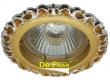 Светильник точечный_DE FRAN_ FT 1118 CHG MR16 хром+золото (SD-118 CHG)