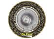 Светильник точечный_DE FRAN_ FT 1131 GAB MR16 зел.античное золото