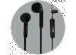 Наушники беспроводные (Bluetooth) Ritmix RH-422BTH внутриканальные c микрофоном черные