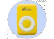 Портативный цифровой плеер Ritmix RF-1010 желтый