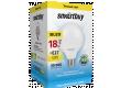 Светодиодная (LED) Лампа Smartbuy-G95-18W/3000/E27