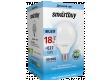 Светодиодная (LED) Лампа Smartbuy-G95-18W/4000/E27